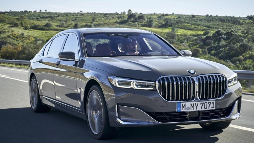 """""""الجنيبي العالمية"""" تطلق طرازا جديدا من """"BMW"""" الفئة السابعة"""