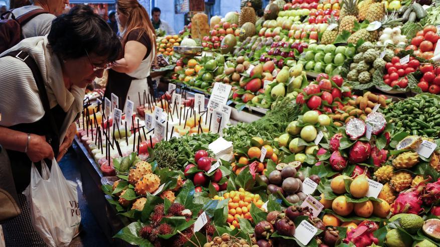 استقرار أسعار الأغذية العالمية على أساس شهري في أغسطس
