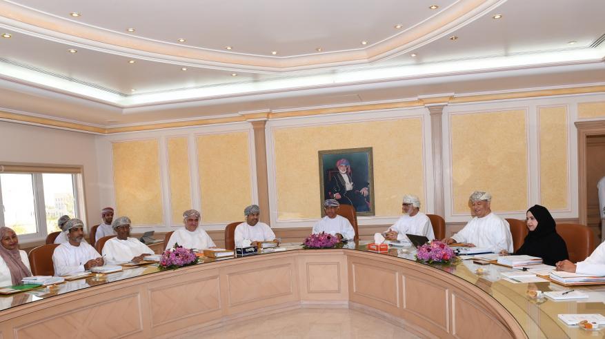 """استعراض الخطة الإسترايجية لكلية عمان للعلوم الصحية و""""معهد التخصصات الصحية"""""""