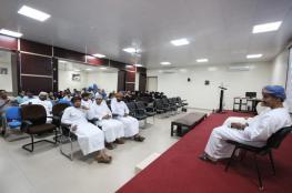 تعزيز المعرفة بالسلامة الدوائية في حلقة عمل بمستشفى السلطان قابوس بصلالة