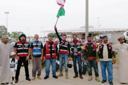 """""""عمان رايدرز"""" ينظم مسيرة ولاء وعرفان"""