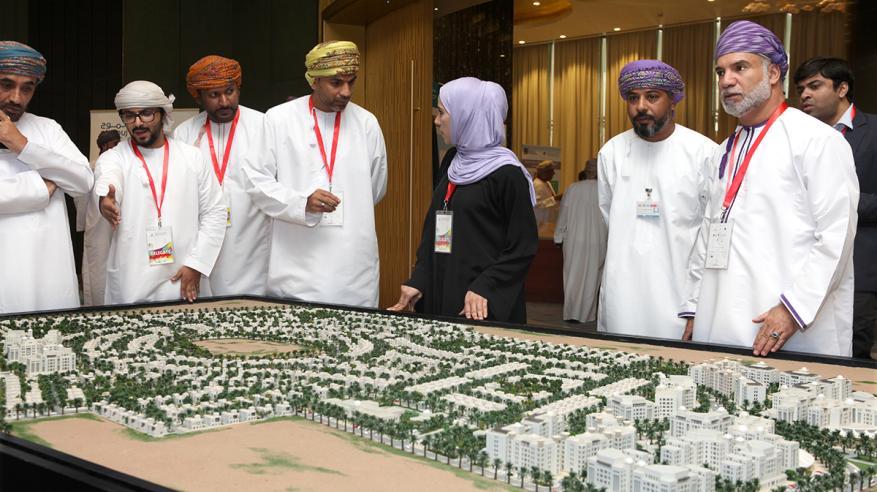 """""""الأرجان تاول"""" راعٍ بلاتيني لمؤتمر عمان العقاري في دورته الثالثة"""