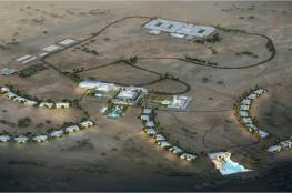 """المرشدي يتفقد إنشاءات """"أليلا حينو مرباط"""".. والافتتاح في الربع الأول من 2020"""