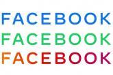 """تصميم جديد لشعار """"فيسبوك"""""""