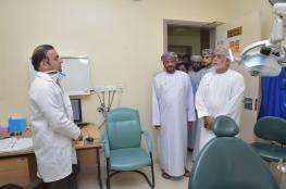"""مستشار """"الصحة"""" يتفقد عددًا من مُستشفيات الوسطى"""