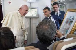 البابا  تتوفر  نوايا  حسنة لدى الإمارات للسعي إلى السلام في اليمن