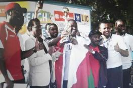 منتخبنا للكبادي في المركز الثاني بالبطولة الدولية في موريشيوس