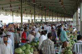 خطط لتطوير سوق الموالح المركزي وفقا للإمكانيات المتاحة