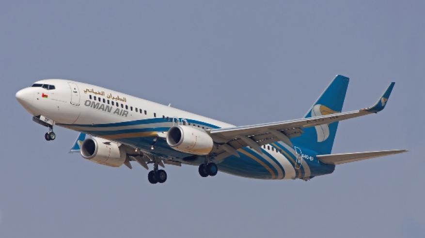 """""""الطيران العُماني"""" يدشن خطا جويا جديدا إلى النجف العراقية.. 15 سبتمبر"""