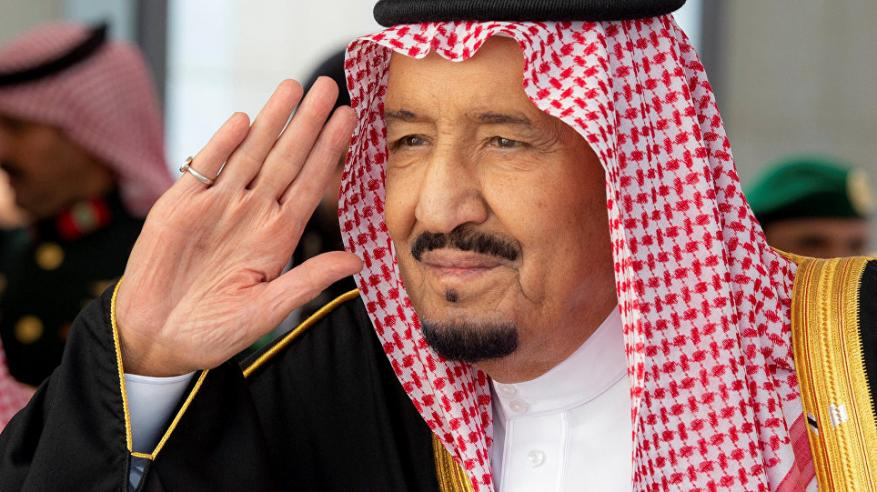 ملك السعودية يوجه رسالة للحجاج