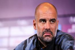 جوارديولا يرفض انتقادات وسائل إعلام صينية لمانشستر سيتي