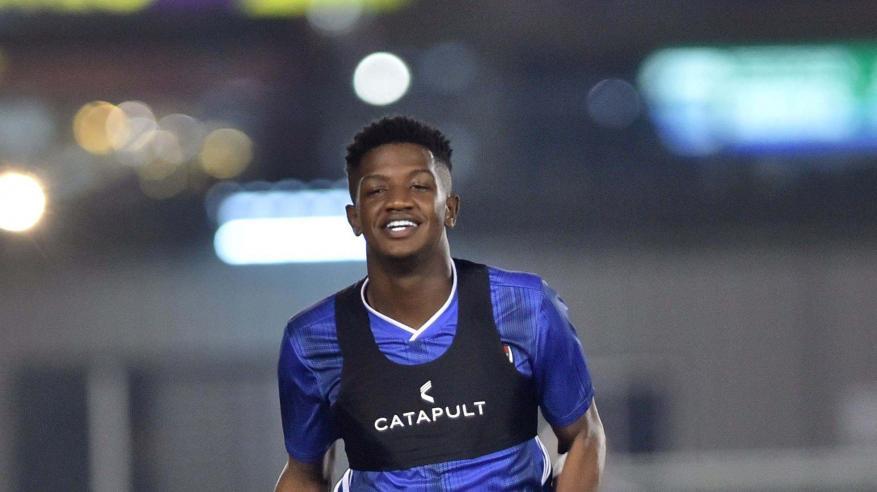 قرار بإيقاف لاعب بالمنتخب الإماراتي عن ممارسة كرة القدم