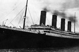 """قصة """"العربي الغامض"""" الناجي الوحيد من غرق """"تيتانيك"""""""