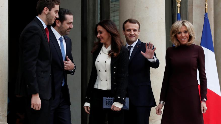 سعد الحريري مع أسرته في باريس.. ويؤكد: موعدنا في بيروت الأربعاء لكشف الحقائق