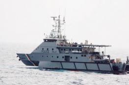 العثور على المفقود الثاني في حادثة غرق قارب في بحر محوت
