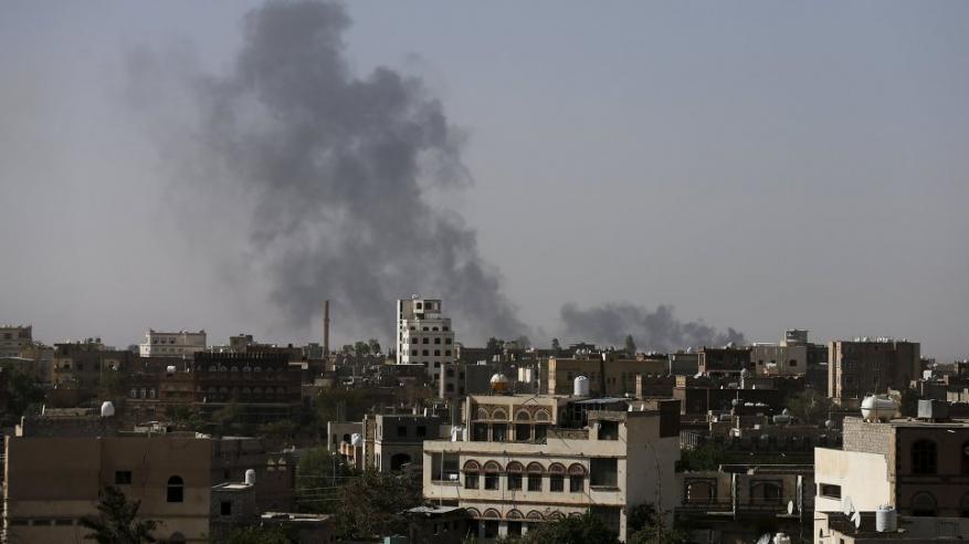 إصابة 26 مدنيا إثر الهجوم الجوي على مطار أبها