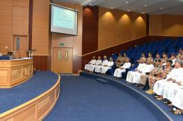 شرطة الداخلية تنظم ورشة حول إدارة الحالات الطارئة