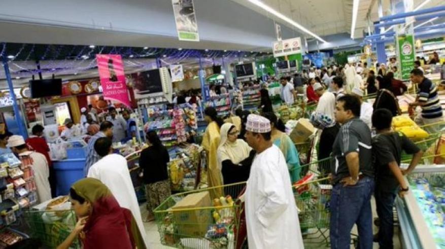 انخفاض معدل التضخم في السلطنة