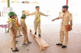 بدء تقييم الفرق الكشفية والإرشادية بتعليمية جنوب الشرقية