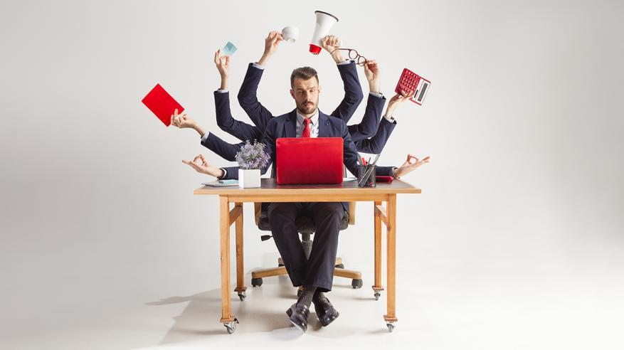 5 أخطاء تقتل إنتاجية الفرد في بيئة العمل