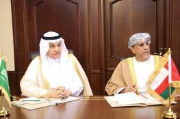 الساجواني يبحث تعزيز التعاون الزراعي مع السعودية