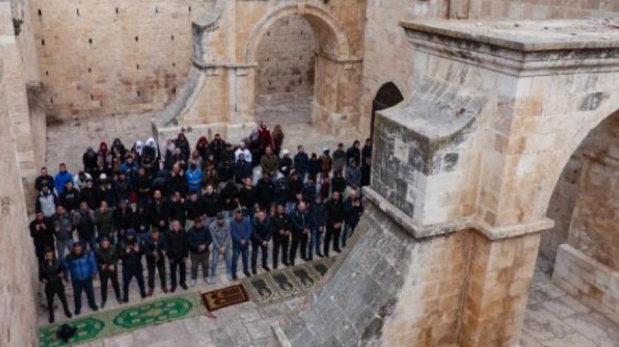 الأردن يرفض قرار محكمة إسرائيلية بإغلاق باب الرحمة