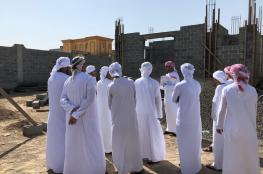 تواصل حملة التوعية بلائحة تنظيم المباني بالبريمي
