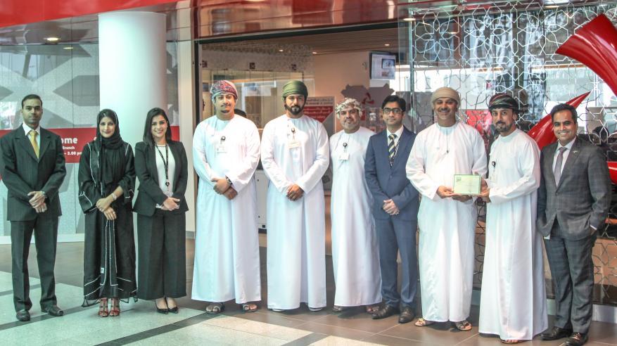 تتويج بنك مسقط بجائزة عالمية في مجال تطوير الأعمال المصرفية الخاصة