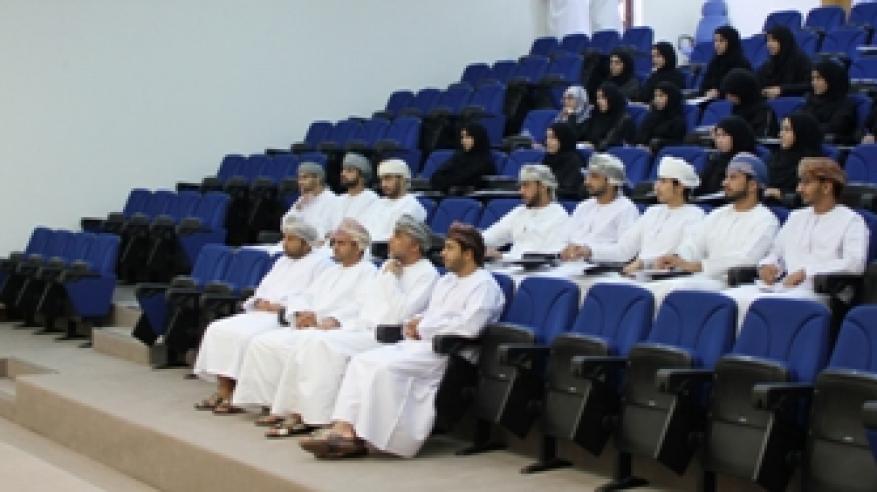 """""""الشؤون القانونية"""" تنظم دورة صيفية لطلاب الحقوق بجامعة السلطان قابوس"""