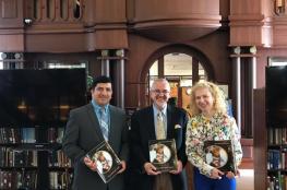 """""""التحولات الكبرى للتعليم في عمان"""" على أرفف مكتبة الكونجرس الأمريكي"""