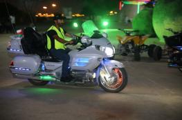 """75 دراجا من السلطنة والدول العربية بمسيرة """"في حب قابوس"""""""