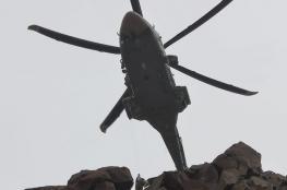 إنقاذ امرأة سقطت من أعلى جبل بقريات