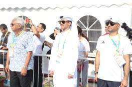 """خالد بن حمد: مشاركة السلطنة في """"الألعاب الشاطئية"""" بقطر تأكيد للحضور العماني الدولي"""