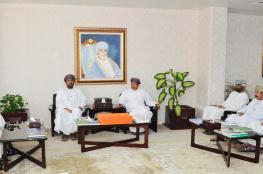 """وزير الإعلام يؤكد على قيم التكامل والشراكة مع """"جمعية الصحفيين"""""""