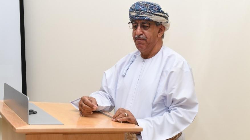 معالي الدكتور أحمد السعيدي
