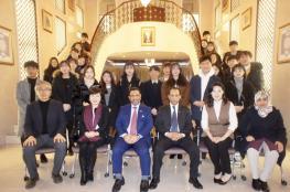 """سفارة السلطنة بكوريا تدشن ملتقى الدبلوماسية العامة """"مرحبا بكم في عمان"""""""