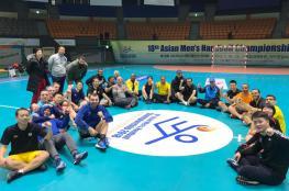 اليوم.. افتتاح منافسات البطولة الآسيوية الثامنة عشرة لكرة اليد