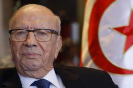 الرئاسة التونسية تنفي وفاة الباجي السبسي