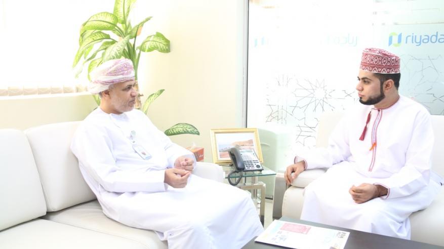 """الرئيس التنفيذي لـ""""ريادة"""": """"إبدعات عمانية"""" يهدف إلى تنمية وتطوير منتجات رواد الأعمال"""