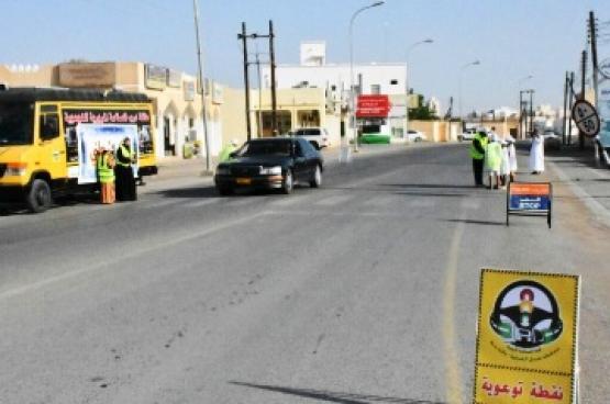 لجنة السلامة المروريّة ببدية تواصل المشاركة في الفعاليات