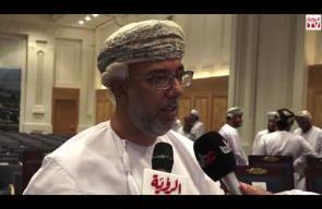 حفل تتويج الفائزين  بجائزة السلطان قابوس للقرآن الكريم