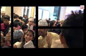 احتفال القرنقشوه في العريمي بوليفارد