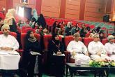 150 مشاركة في اليوم العلمي للقابلات بمعهد التمريض التخصصي