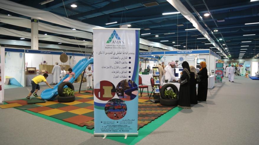 """مشاركات واسعة في إبداعات عمانية في النسخ الثلاثة الاولى من """"إبدعات عمانية"""""""