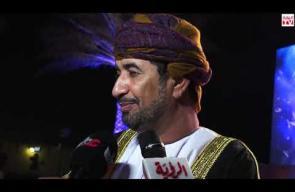 تتويج الفائزين بجائزة السلطان قابوس  للثقافة والفنون والآداب