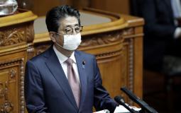 رئيس وزراء اليابان كورونا.jpg