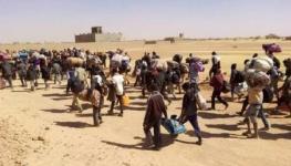 مسؤولون مقتل 23 لاجئا على الأقل في تدافع على مساعدات بالنيجر.jpeg
