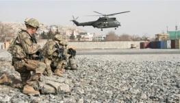 أمريكا تنفذ ضربة جوية ضد مقاتلي طالبان لأول مرة منذ اتفاق الدوحة.jpg
