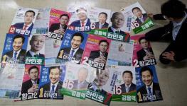 كوريا الجنوبية ستسمح بالتصويت الغيابي لمرضى كورونا في الانتخابات البرلمانية.jpg
