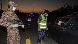قوات السلطان المسلحة الشرطة كورونا (3).JPG